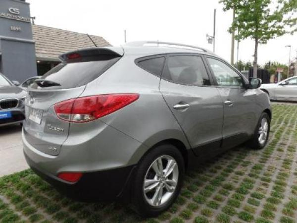 Hyundai Tucson  año 2012