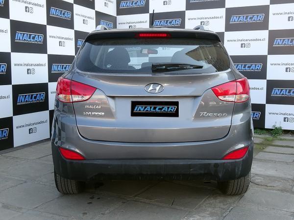 Hyundai Tucson AT año 2013