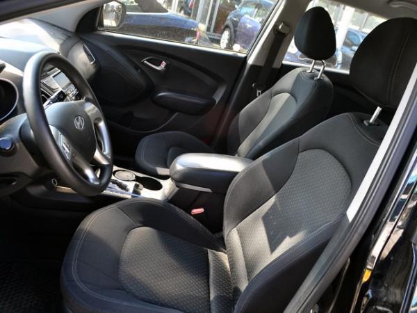 Hyundai Tucson 2.0 GL año 2013