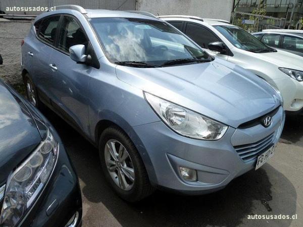 Hyundai Tucson GL año 2013