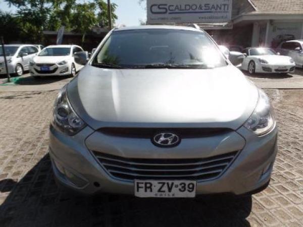 Hyundai Tucson  año 2013