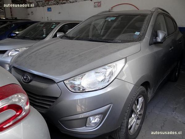 Hyundai Tucson GL 4X4 2.0 año 2013