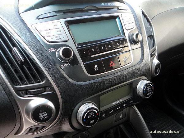 Hyundai Tucson LIMITED año 2013