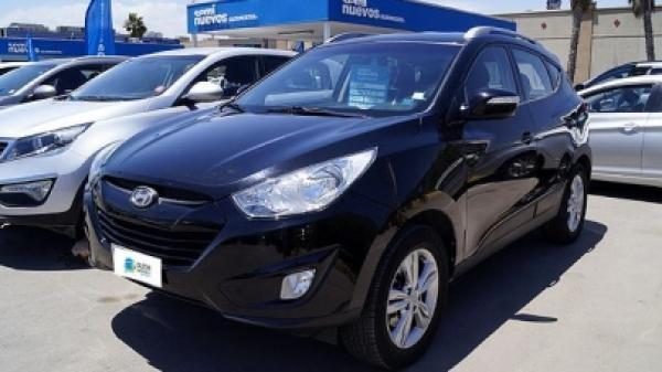 Hyundai Tucson 4X2 2.0 año 2013