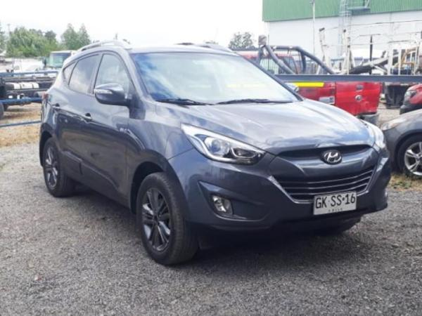 Hyundai Tucson NEW FL GL 2.0 año 2014