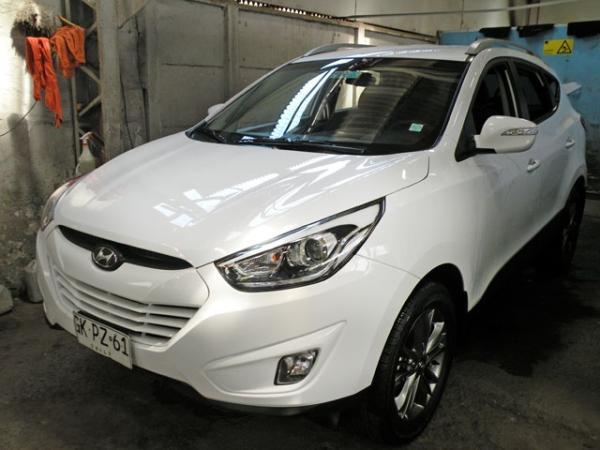 Hyundai Tucson GL 2WD 2.0 año 2014