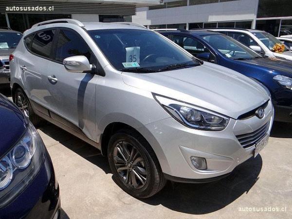 Hyundai Tucson GLS año 2014