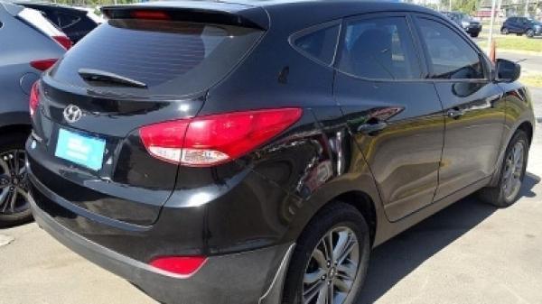 Hyundai Tucson - año 2014