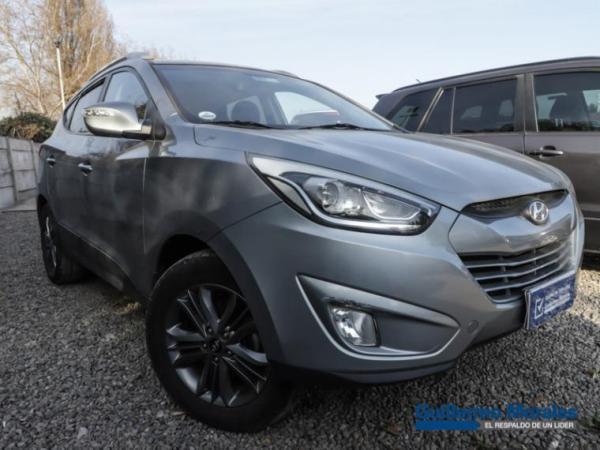 Hyundai Tucson 2.0 AT 2WD año 2014