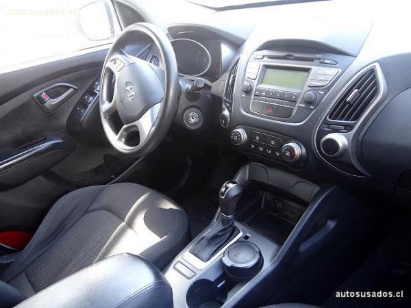 Hyundai Tucson  año 2014