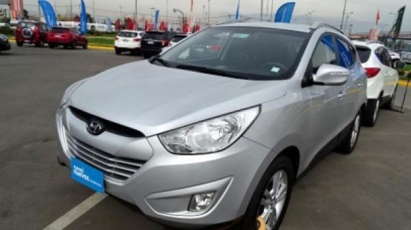 Hyundai Tucson 4WD año 2014