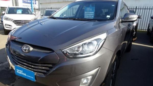 Hyundai Tucson NEW GLS año 2014