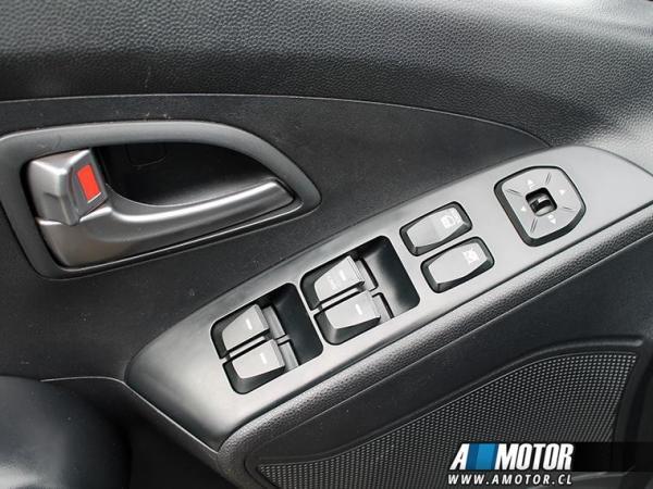 Hyundai Tucson Tucson Fl Crdi Gl 2.0 año 2014