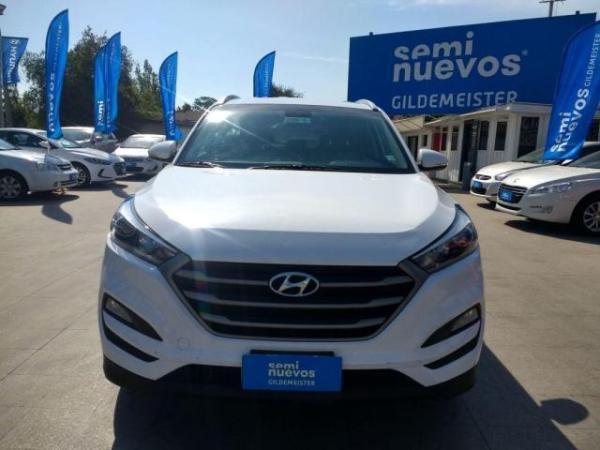 Hyundai Tucson 2.0 Auto GL AA 2AB año 2015