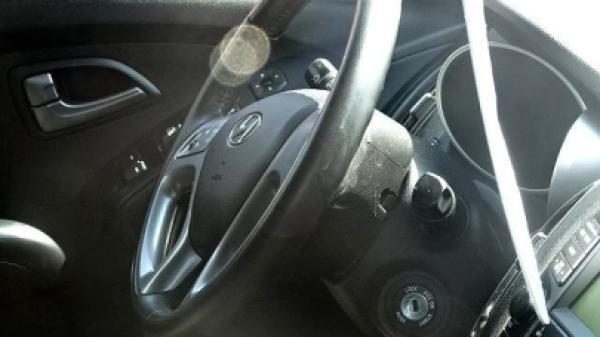 Hyundai Tucson - año 2015