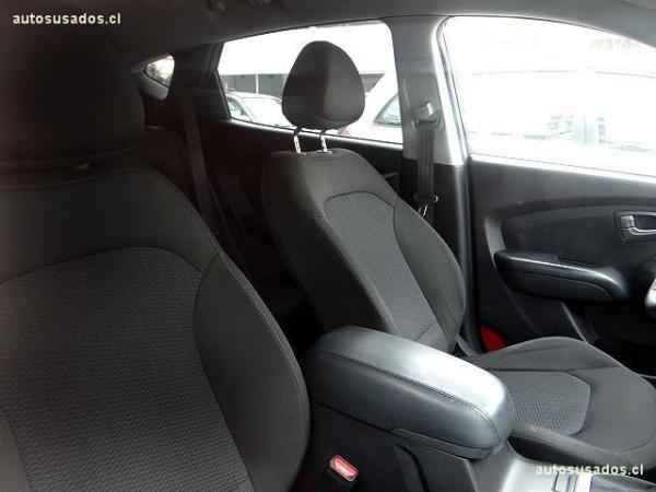 Hyundai Tucson 4WD 6AT año 2015
