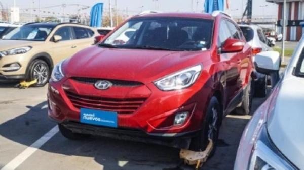 Hyundai Tucson 2.0 FL GL 2WD año 2015