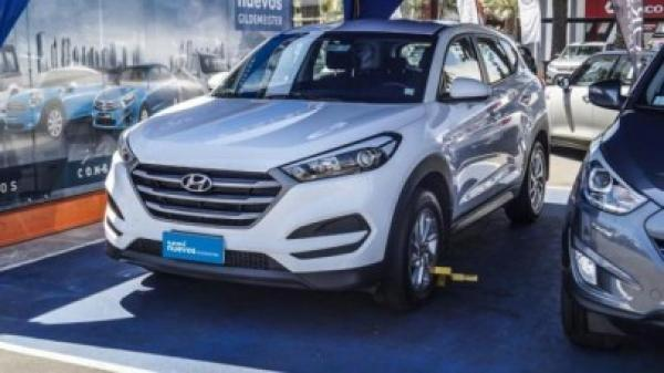Hyundai Tucson ADVANCE año 2015