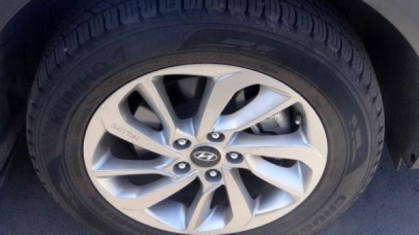 Hyundai Tucson GL año 2015