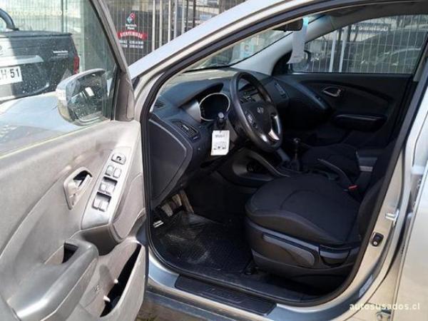 Hyundai Tucson NEW TUCSON LM FL 2.0 CRDI año 2015