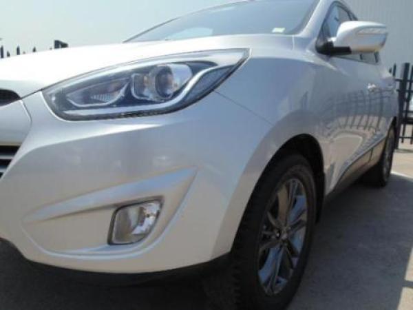 Hyundai Tucson  año 2015