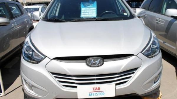 Hyundai Tucson CRDI 2.0 año 2015