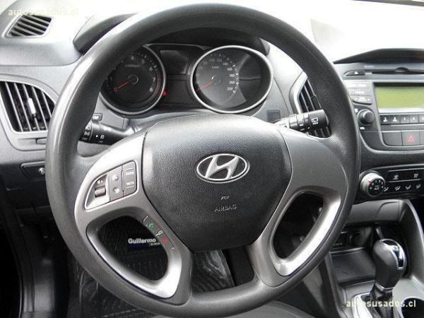 Hyundai Tucson NEW TUCSON GL año 2015