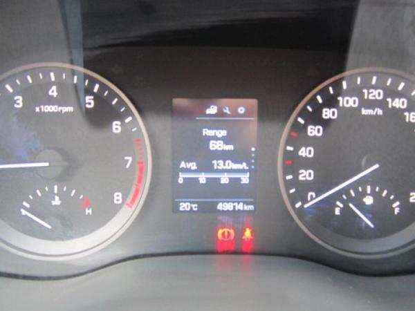 Hyundai Tucson TL GL ADVANCE 2.0 MT año 2016
