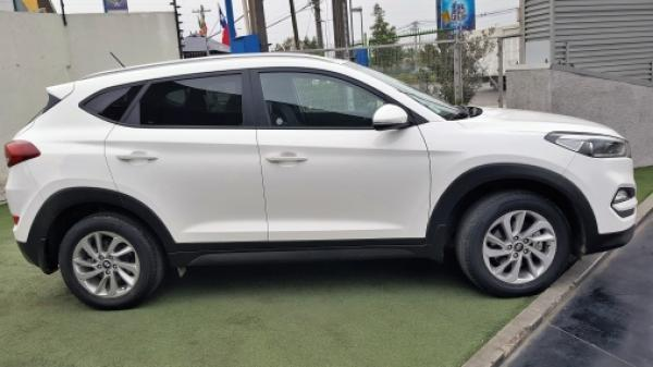 Hyundai Tucson ADVANCE año 2016