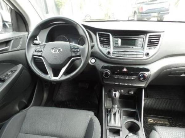 Hyundai Tucson  año 2016
