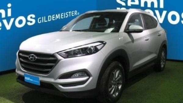 Hyundai Tucson GL ADVANCE 2.0 AT año 2016