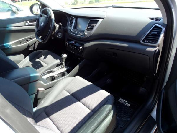 Hyundai Tucson ADVANCE 2.0 año 2016