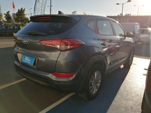 Hyundai Tucson TUCSON TL 6MT GL ACTIVE año 2016