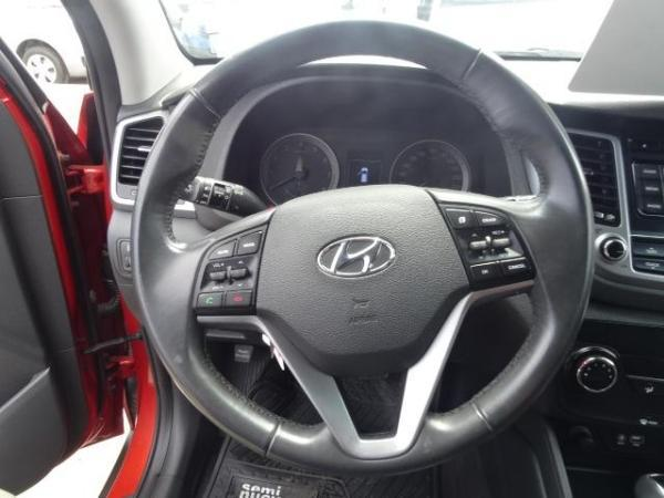 Hyundai Tucson AT año 2016