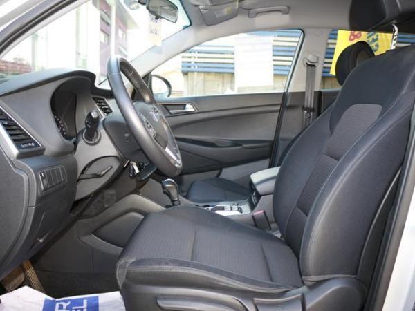 Hyundai Tucson Tucson Gl 2.0 año 2017