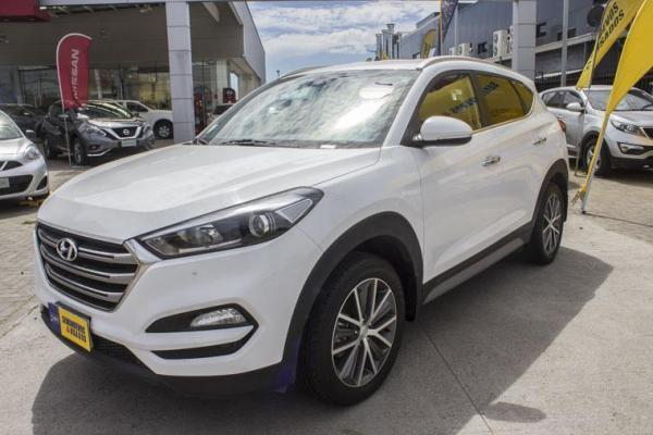 Hyundai Tucson TUCSON 4WD 2.0 año 2017