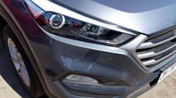 Hyundai Tucson GL ADVANCE año 2017
