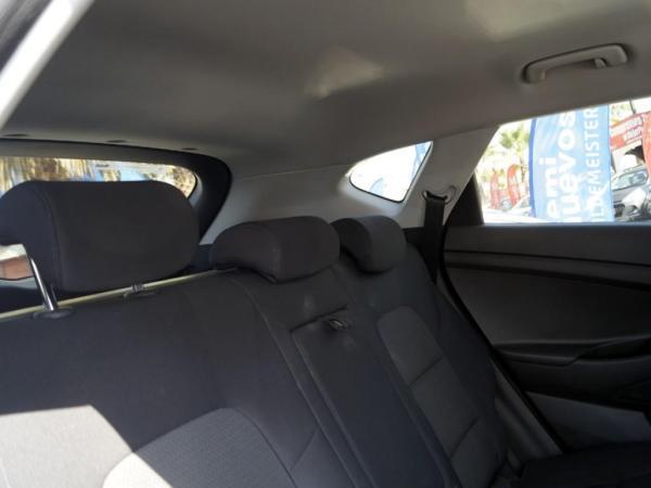 Hyundai Tucson TL año 2017