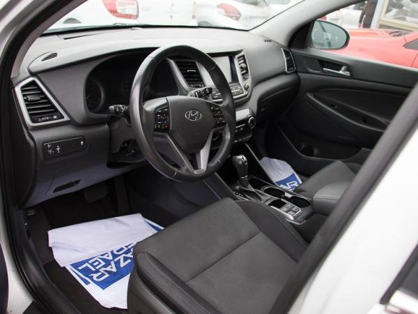 Hyundai Tucson Tucson Crdi 4x4 2.0 año 2017