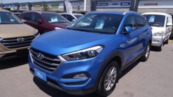 Hyundai Tucson 2.0 año 2017