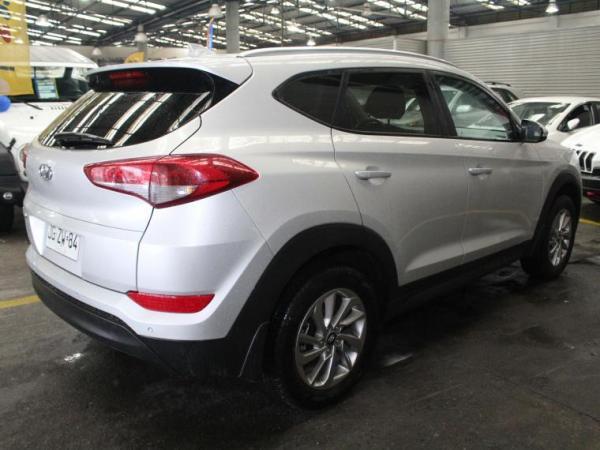 Hyundai Tucson Tucson Tl Gl Advance 2.0 año 2017