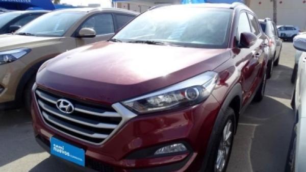 Hyundai Tucson - año 2017