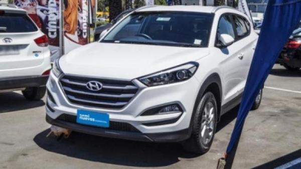 Hyundai Tucson ADVANCE año 2017