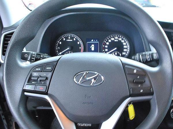 Hyundai Tucson TUCSON año 2018
