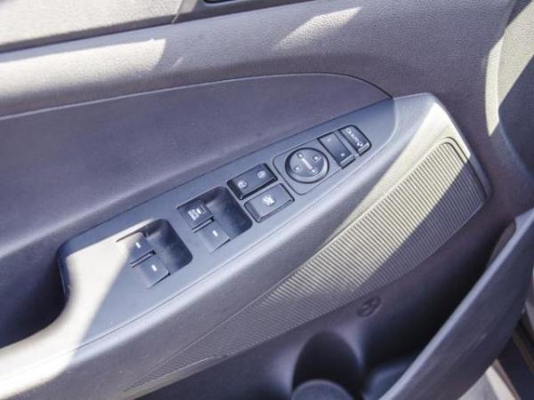 Hyundai Tucson 2.0 CRDI GL ADVANCE 4WD año 2018