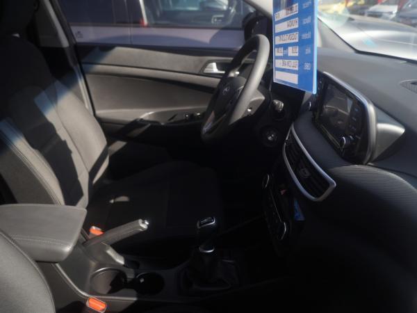 Hyundai Tucson TL MT año 2018