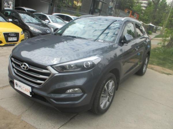 Hyundai Tucson TL 2.0 AT VALUE año 2018