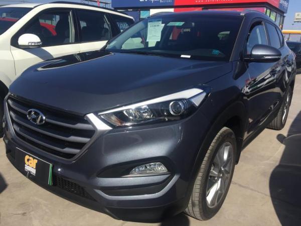 Hyundai Tucson 2.0 MT año 2018