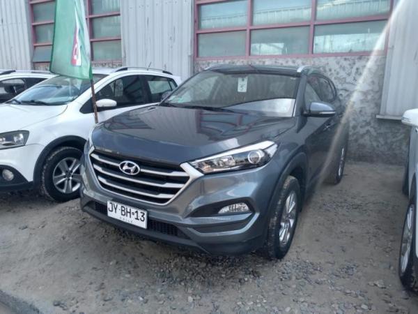 Hyundai Tucson TL ACTIVE NAV 2.0 año 2018