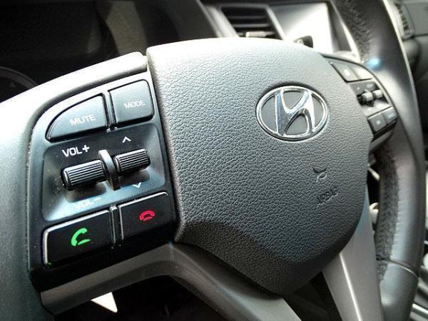 Hyundai Tucson CRDI 4WD año 2018